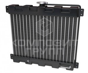 Radiator cooling for UAZ-3160, UAZ Simbir