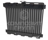 Lower tank of radiator for DT-75, DT-75V, T-4, T-4AP2, TT-4, TLT-100, LHT-100, TDT-55